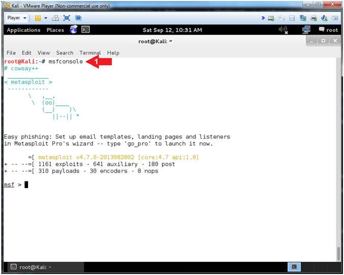 Metasploit: Lesson 16: Illustrate the TFTPDWIN v0 4 2 Long Filename